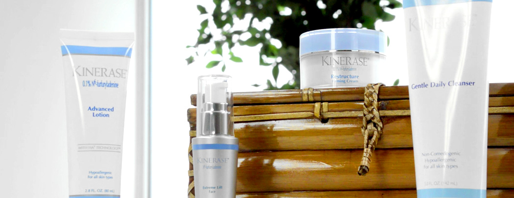 Kinerase: powerful anti-aging solutions