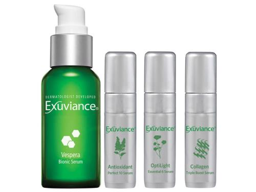 Exuviance Serum Collection
