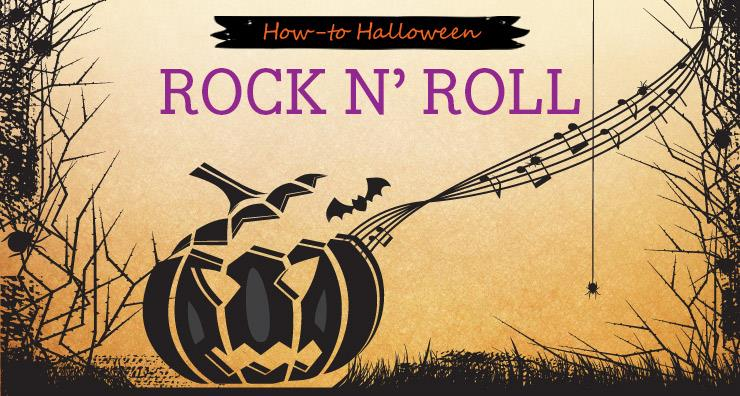 How-To Halloween: Rock Star