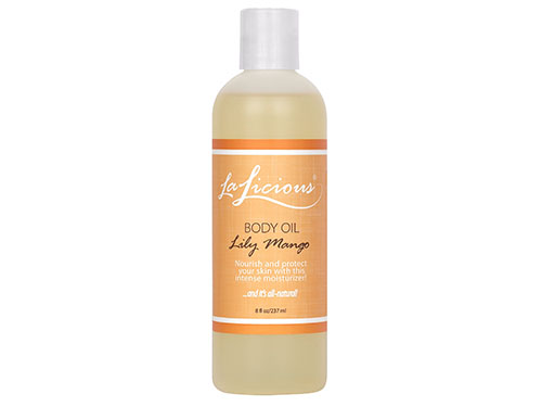 LaLicious Body Oil - Lily Mango
