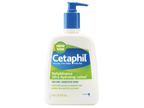 Cetaphil Daily Advance Ultra Hydrating Lotion 16 oz