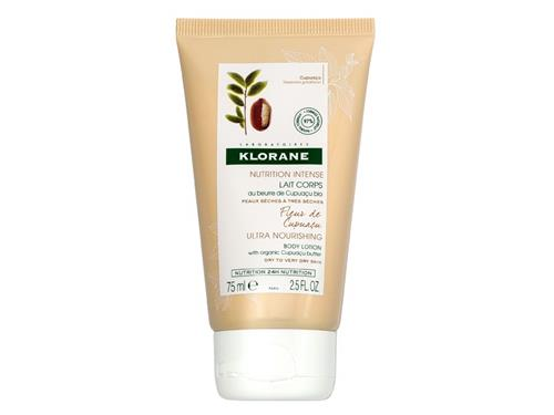 Free $9 Klorane Cupuacu Flower Body Lotion with Cupuacu Butter