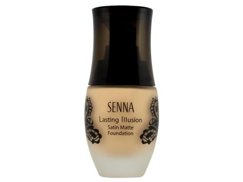Senna Lasting Illusion Satin Matte Foundation - Alabaster