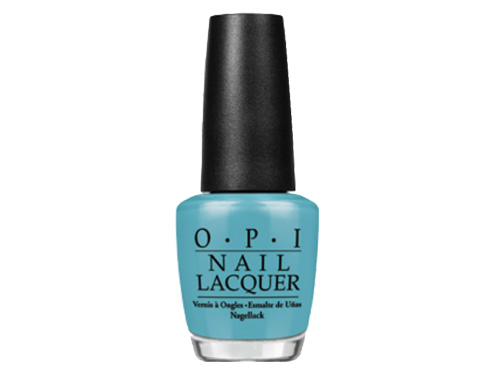 OPI Euro Centrale Can't Find My Czechbook