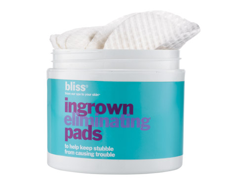 Bliss Ingrown Hair Eliminating Pads