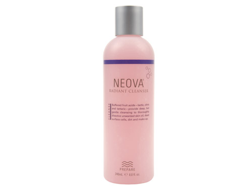 Neova Radiant Skin Cleanser 8 oz