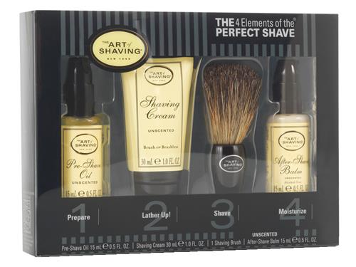 The Art of Shaving The 4 Elements Starter Kit - Unscented