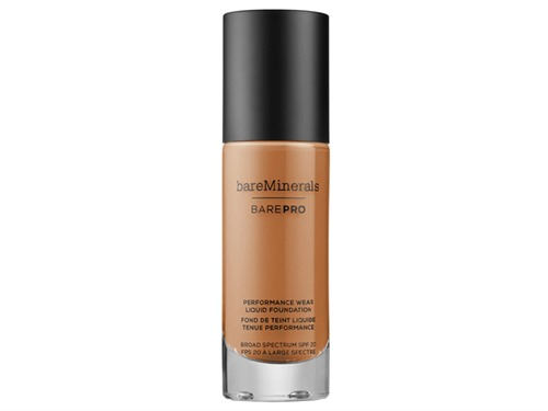 bareMinerals barePRO Performance Wear Liquid Foundation SPF 20 - Walnut 23