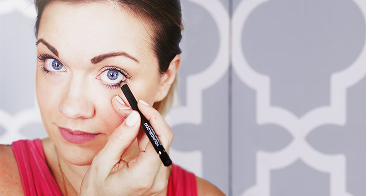 Dear LovelySkin: Is it safe to line my waterline?