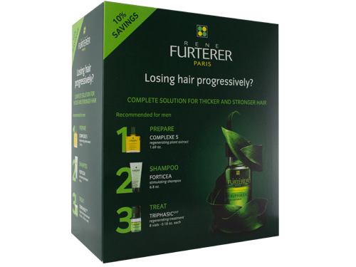 Rene Furterer Triphasic Progressive Hair Loss Kit