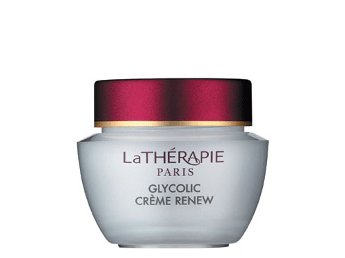 La Therapie Paris Glycolic Creme Renew - Glycolic Day Cream for Skin Resurfacing SPF 30