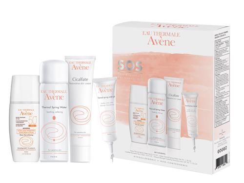 Avene S.O.S. Post Procedure Recovery Kit