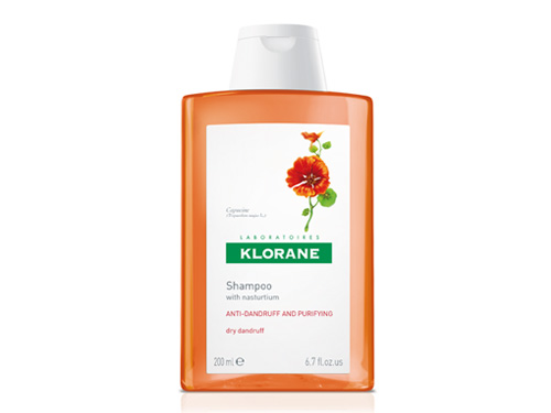 Klorane Shampoo with Nasturtium for Dry Dandruff