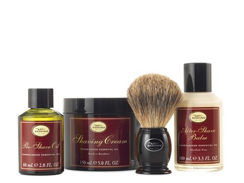 The Art of Shaving 4 Elements Kit - Sandalwood