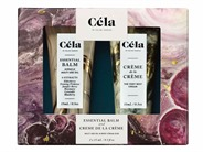 Free $14 Cela Essential Balm and Creme de la Creme Duo