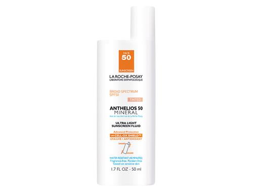 La Roche-Posay Tinted Anthelios 50 Mineral Ultra Light Sunscreen Fluid