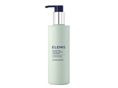 Elemis Balancing Lime Blossom Cleanser, an Elemis face wash