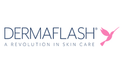Logo for DERMAFLASH