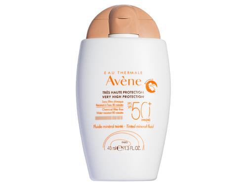 Avene Tinted Mineral Sunscreen Fluid SPF 50+