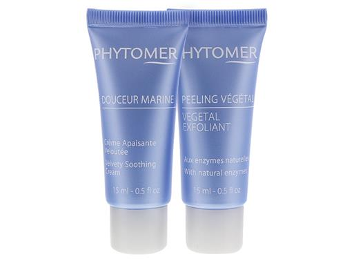 Free $40.50 Phytomer Softness Set