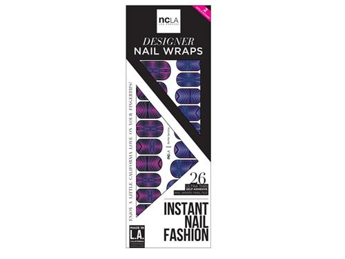 ncLA Nail Wraps - Bottle Service...Just Charge It!