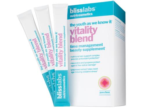 Bliss The Youth As We Know It Vitality Blend
