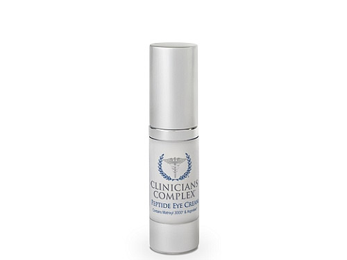 Clinicians Complex Peptide Eye Cream