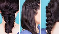 Salon Style Hair Tutorial