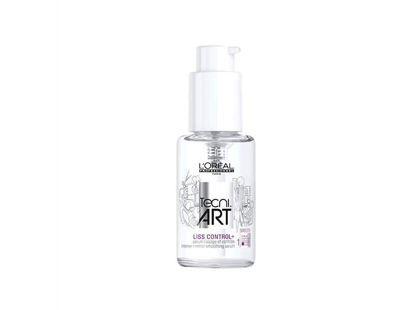 L'Oreal Professionnel Tecni. Art Liss Control + Intense Smoothing Serum