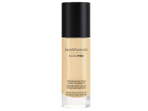 bareMinerals barePRO Performance Wear Liquid Foundation SPF 20 - Golden Nude 13