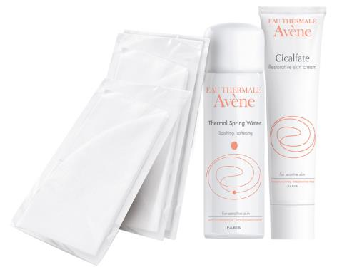 Avene S.O.S. ABLATIVE Post-Procedure Recovery Kit