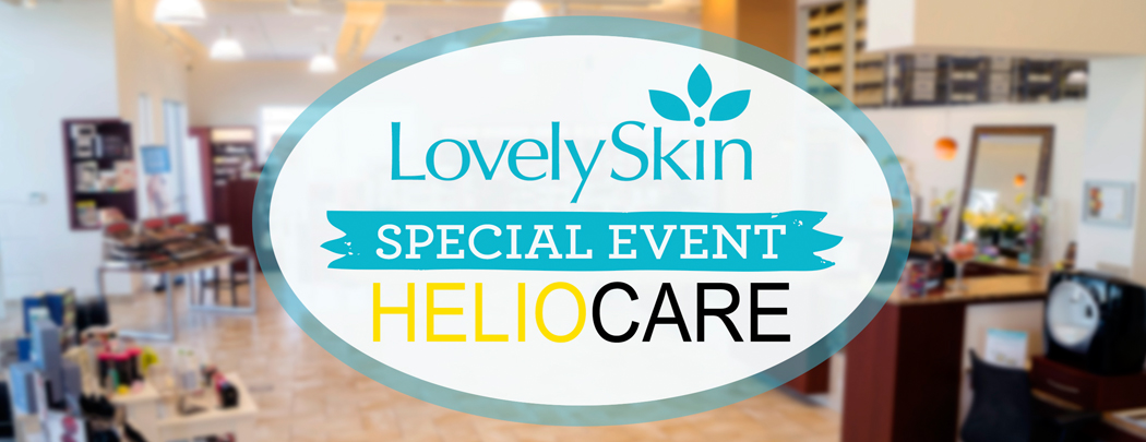 Special Event: Heliocare at LovelySkin