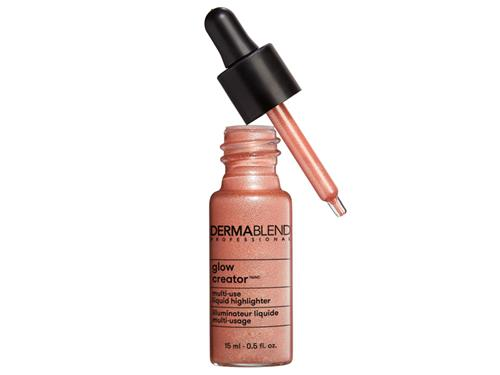Dermablend Glow Creator Multi-use Liquid Highlighter Makeup - Peach