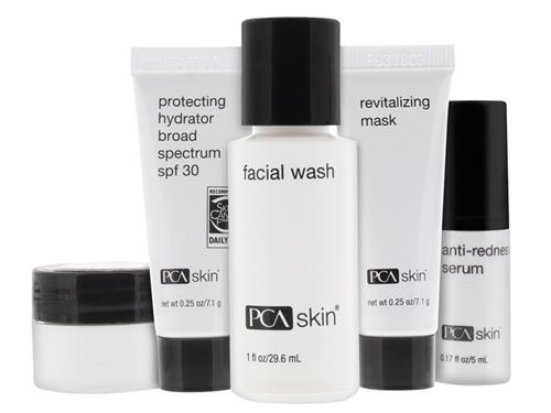 Free $35 PCA SKIN Deluxe Travel Set