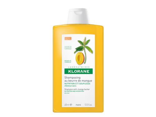 Klorane Shampoo with Mango Butter 13.4 oz
