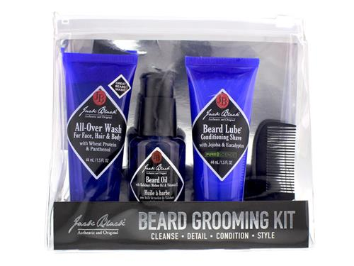 shop jack black beard grooming kit at. Black Bedroom Furniture Sets. Home Design Ideas