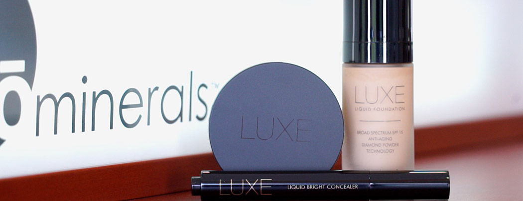 glo minerals Luxe Line