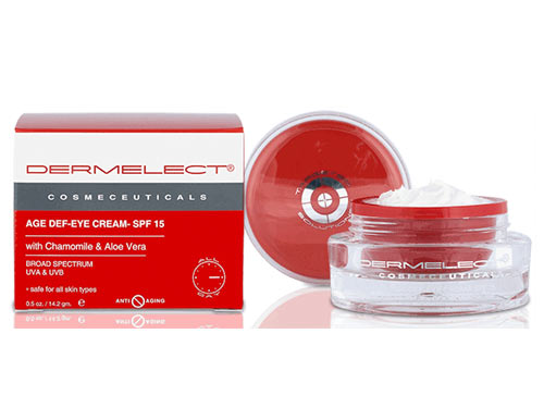 Dermelect Cosmeceuticals Age Def-Eye Cream SPF 15