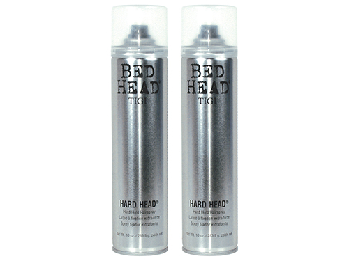 Bed Head A Little Hard Headed Buy 1 Get 1 Hard Head Hairspray