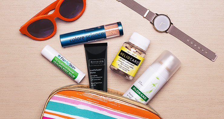 5 Vacation Beauty Essentials: What to Pack for a Trip