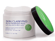 Lumixyl Skin Clarifying Acne Treatment Pads (SilkPeel Pore Clarifying Acne Pads)
