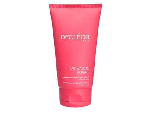 Decleor Sun Expert Self-Tanning Milk Natural Glow