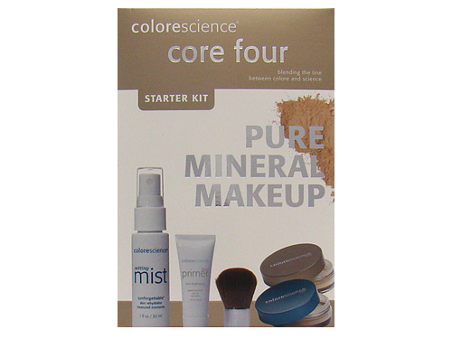 Colorescience Pro Core Four Starter Kit