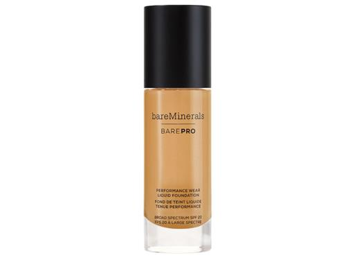 bareMinerals barePRO Performance Wear Liquid Foundation SPF 20 - Nutmeg 24
