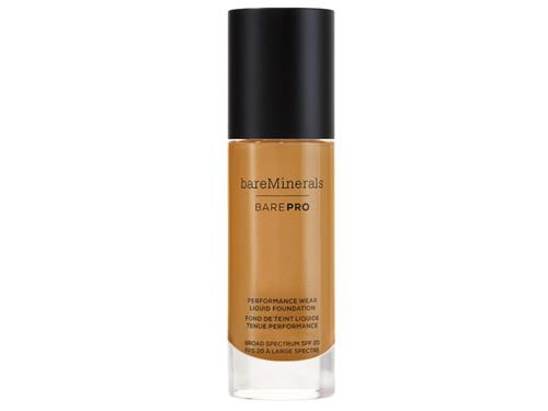 bareMinerals barePRO Performance Wear Liquid Foundation SPF 20 - Chai 26