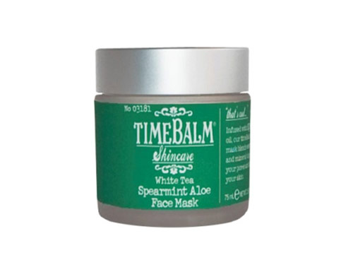theBalm TimeBalm Skin Care Spearmint Aloe Face Mask