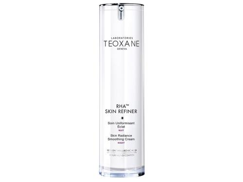 Teoxane RHA Skin Refiner Skin Radiance Smoothing Cream, a moisturizer with hyaluronic acid