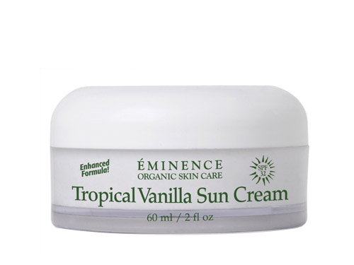 Eminence Tropical Vanilla Sun Cream for Face SPF 32