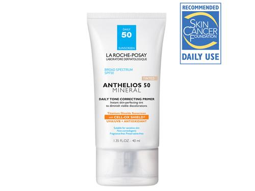 La Roche-Posay Anthelios 50 Daily Tone Correcting Primer with SPF 50