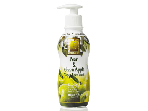 Eminence Pear and Green Apple Yogurt Body Wash